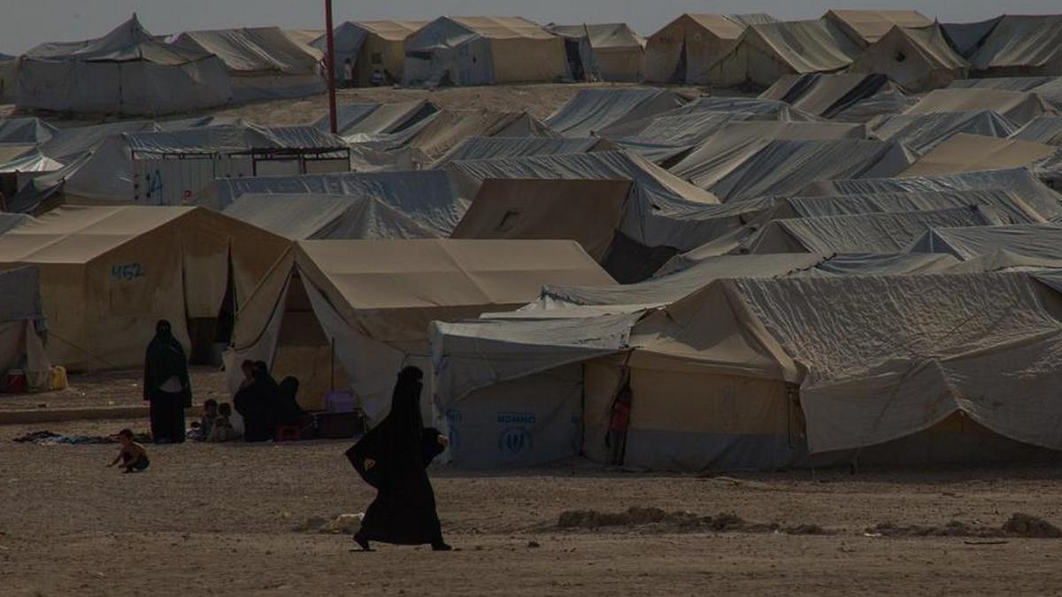 лагерь Аль-Хол
