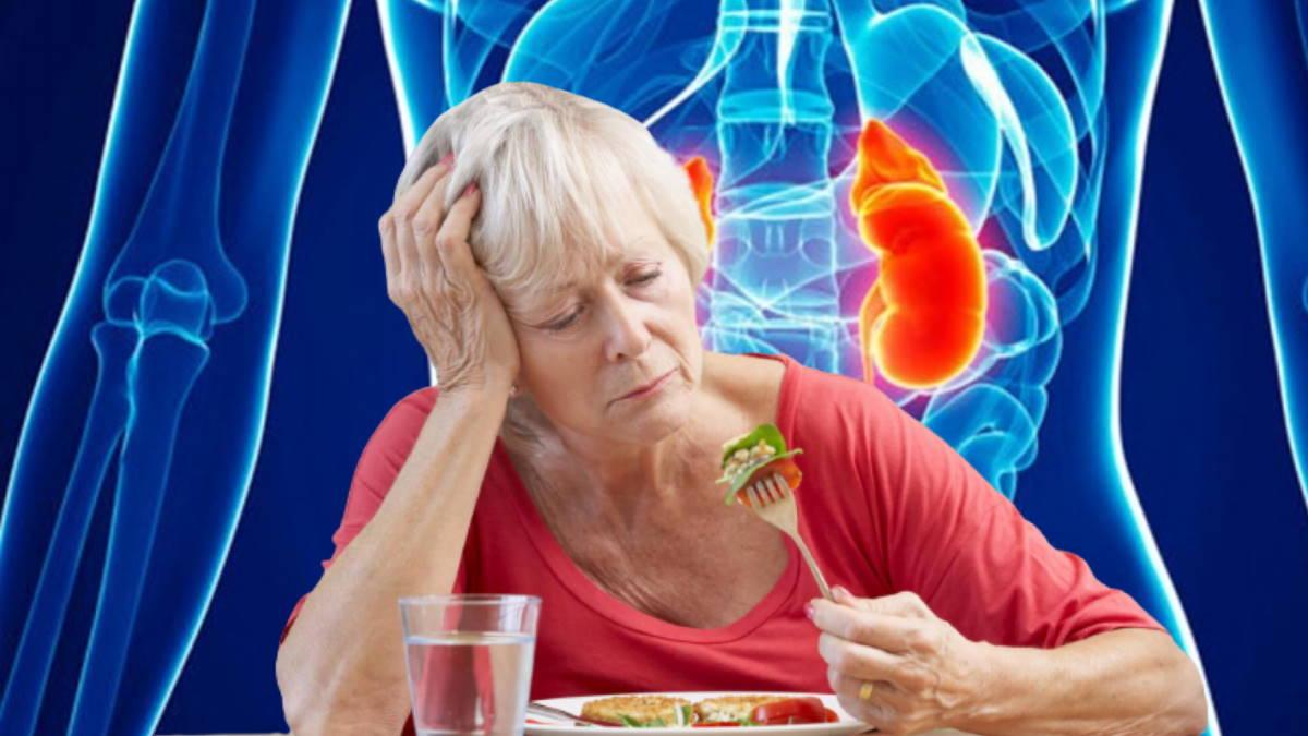 рак почки и потеря аппетита