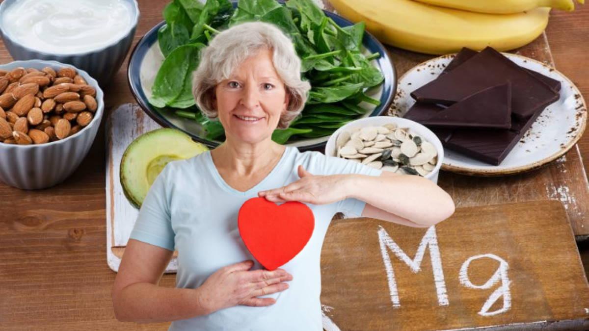 продукты содержащие магний и здоровое сердце