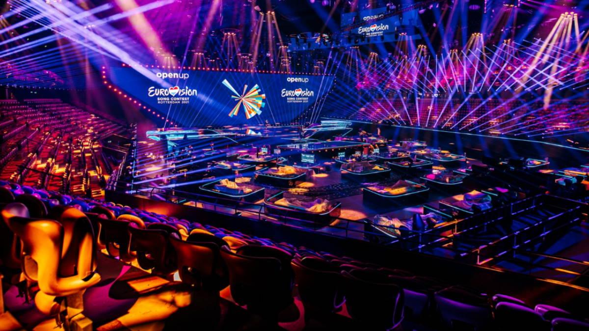 Конкурс Евровидение в Роттердаме