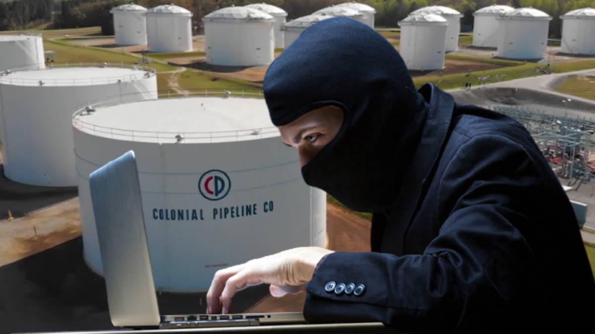 Colonial Pipeline и хакер