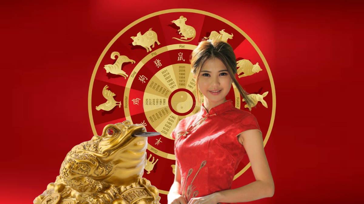 Китайский гороскоп удача