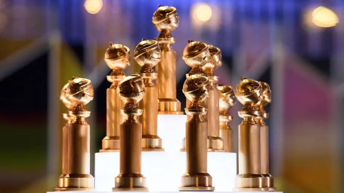 Премия Золотой глобус статуэтки