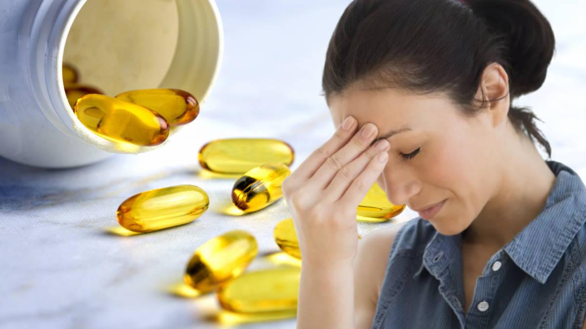 витамин D и плохое самочувствие