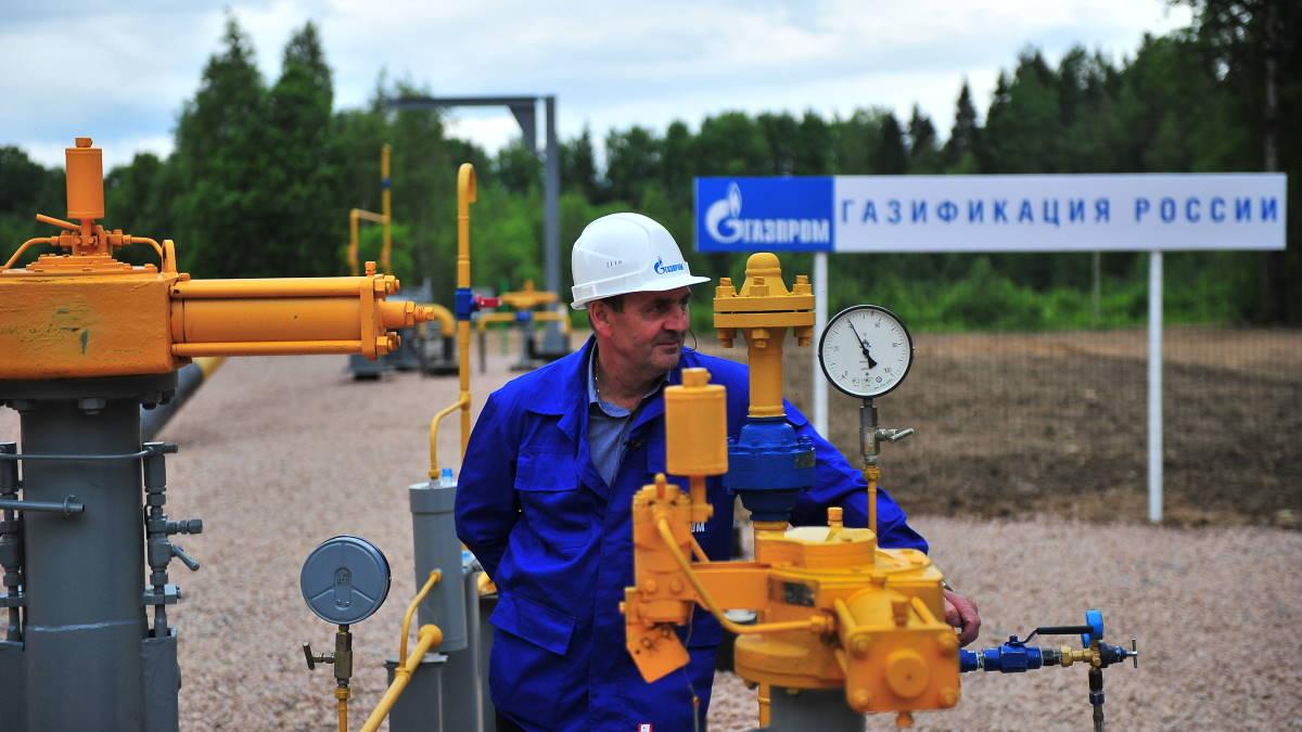 Газпром газификация регионов России