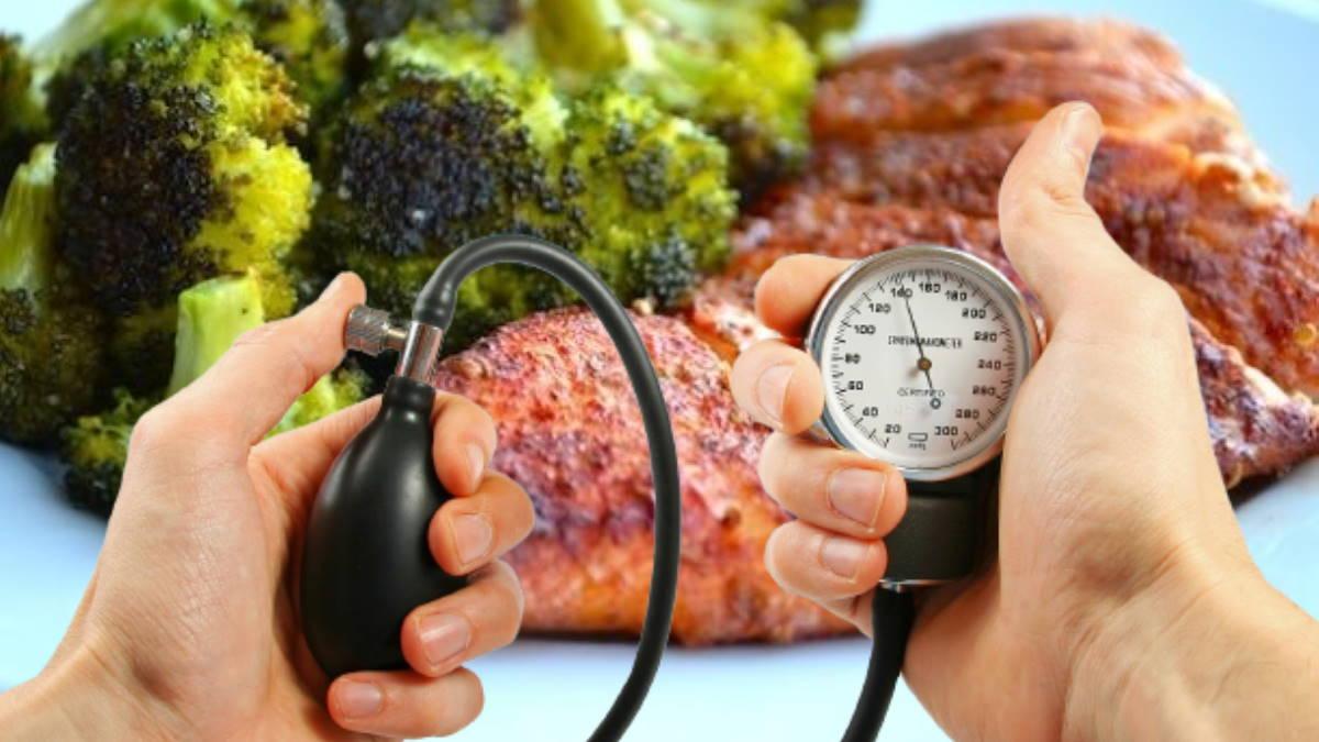 куриная грудка брокколи и давление
