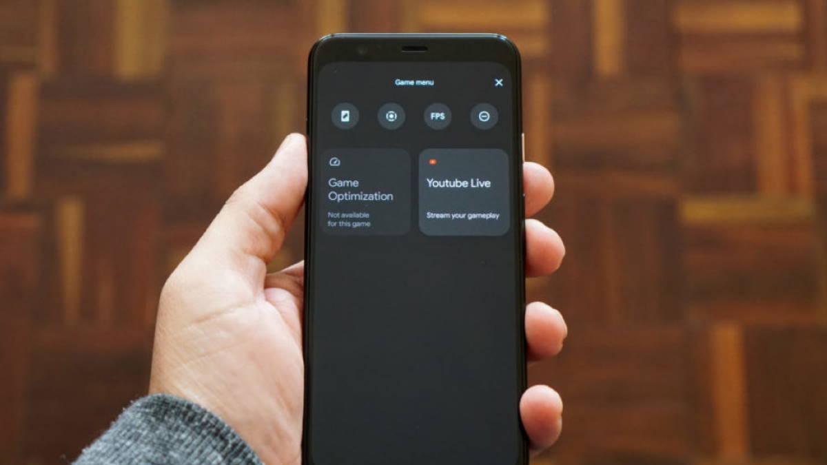 В Android 12 обнаружили Game Mode