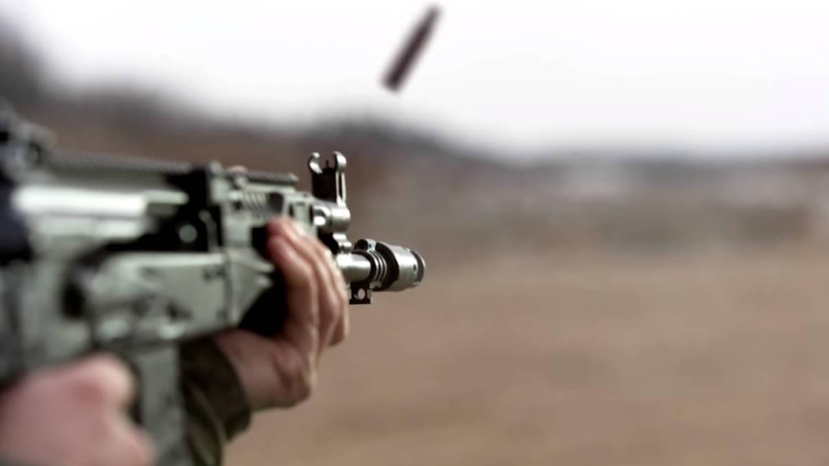 АК-12 Автомат Калашникова