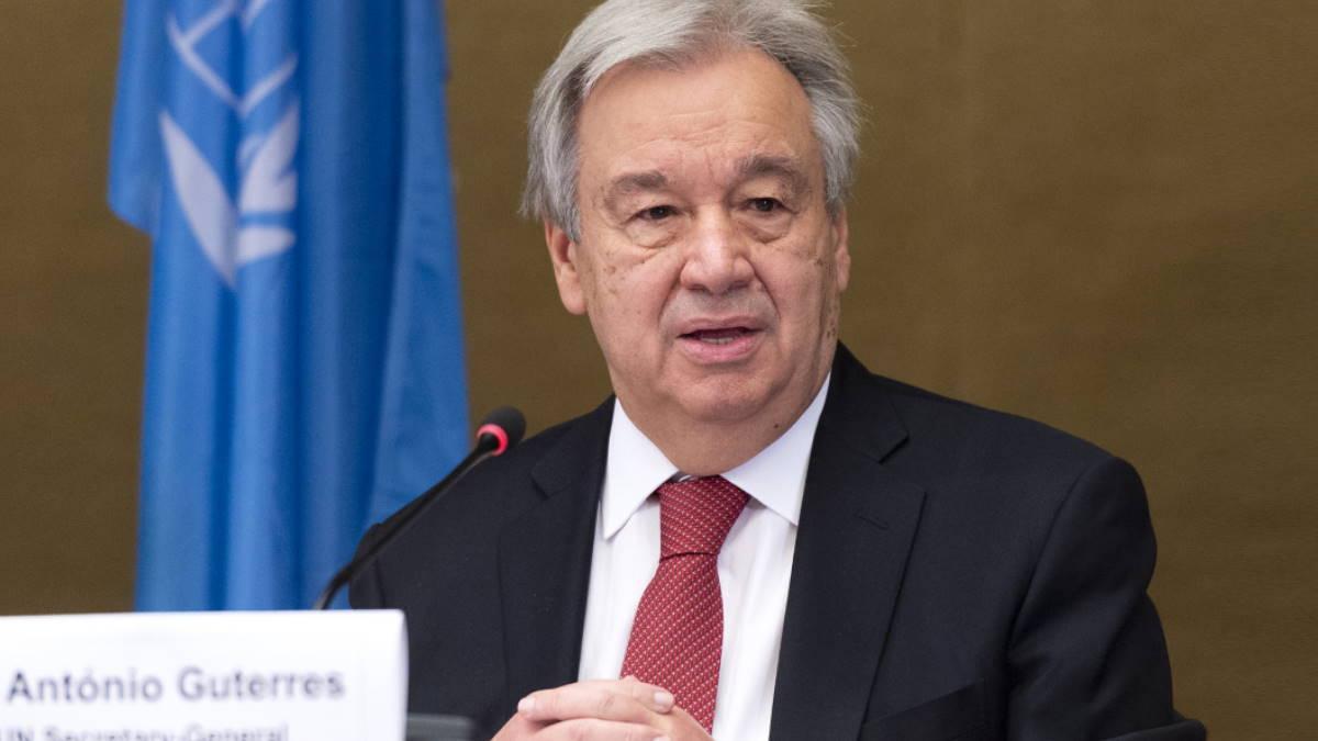 Антониу Гутерреш - Antonio Guterres