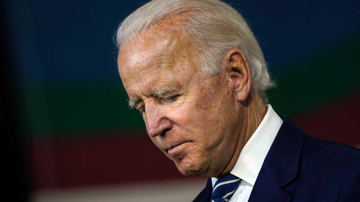 Biden is sad Джо Байден