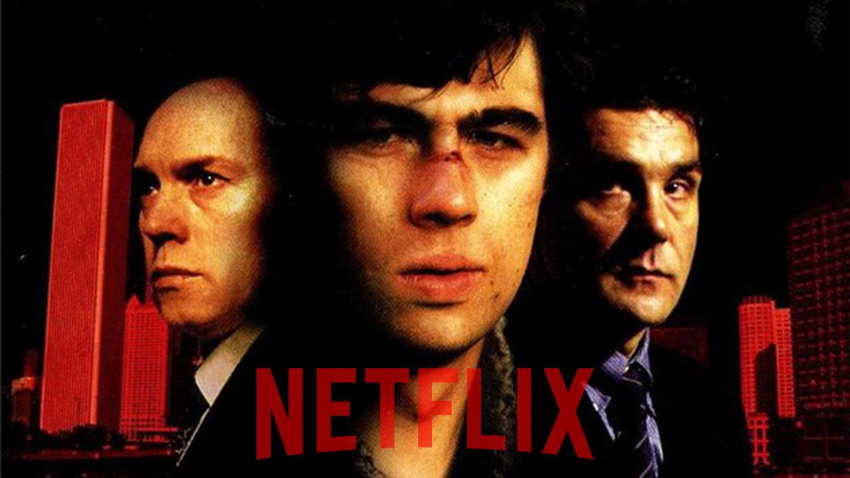 постер фильма Брат 2 и логотип netflix