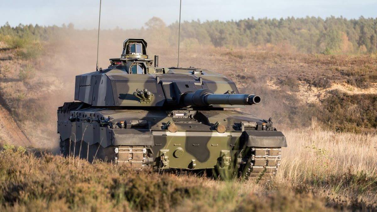 Танк Challenger 3
