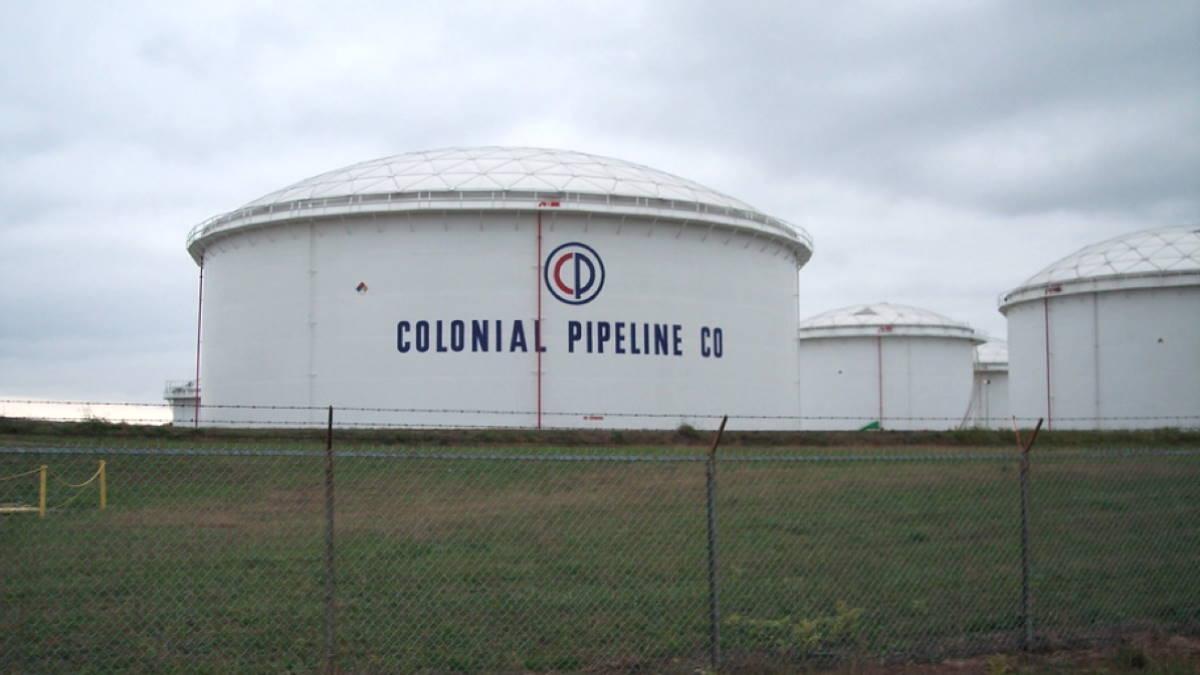 Colonial Pipeline логотип