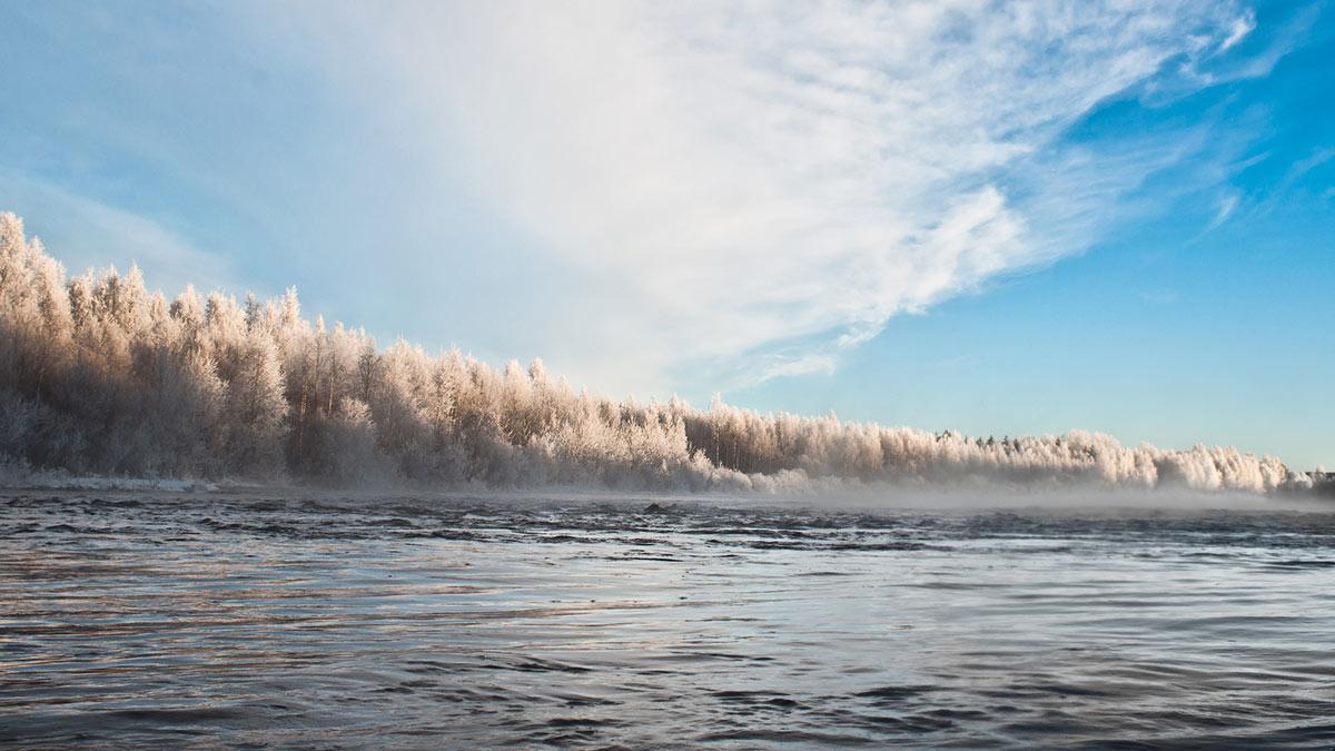 наводнение арктика