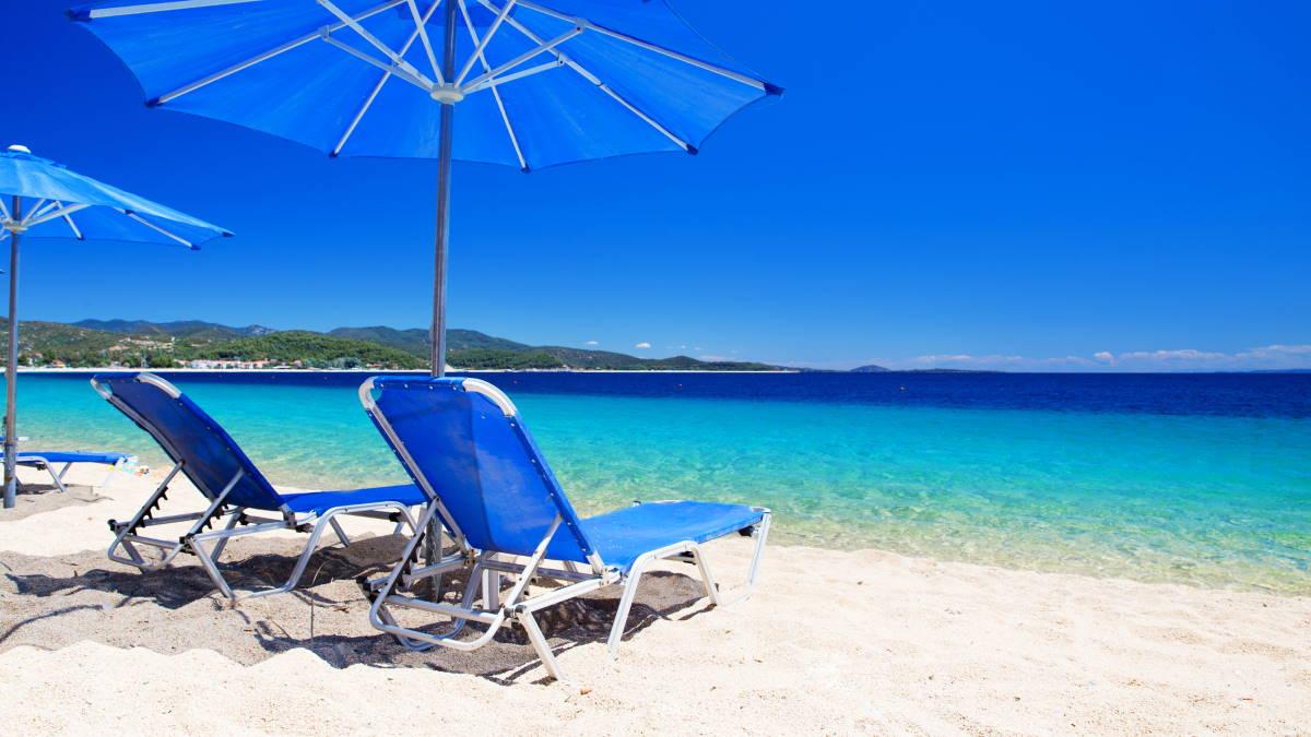 Остров Крит пляж