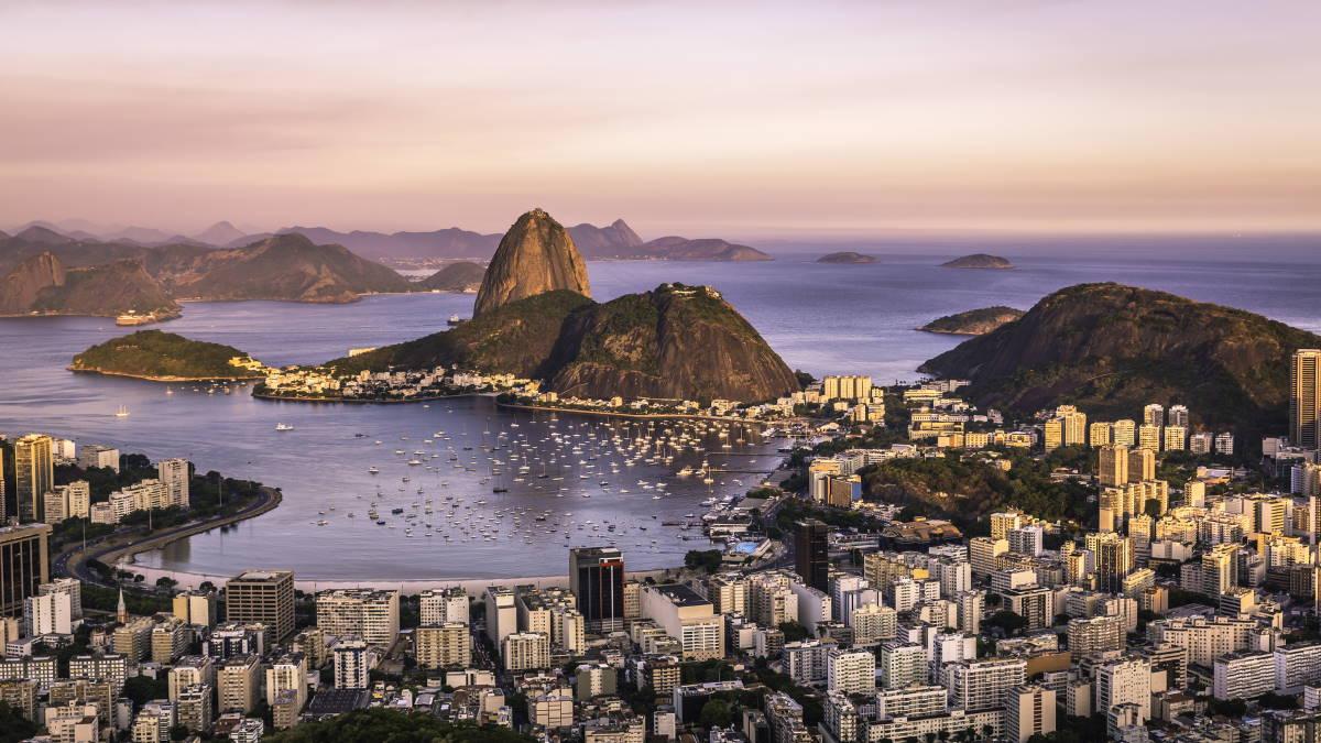 Рио-де-Жанейро Бразилия