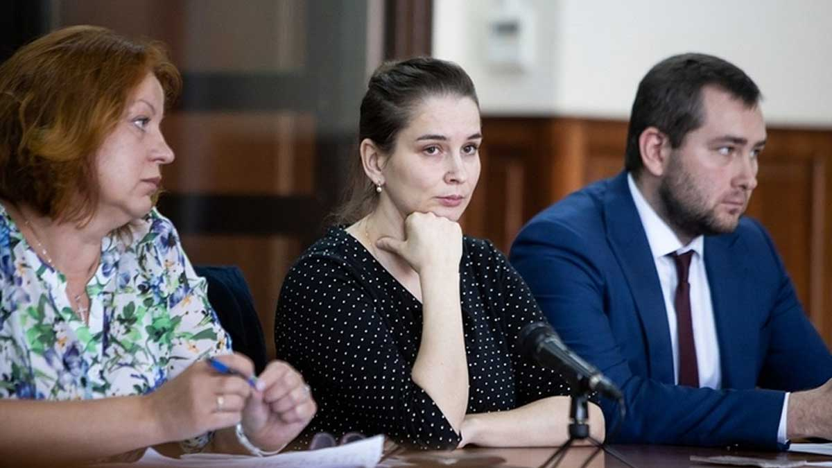 Элина Сушкевич и Елена Белая
