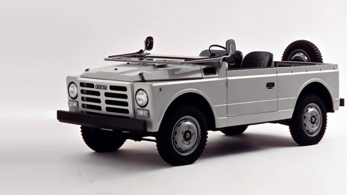 Fiat 1107A Nuova Campagnola