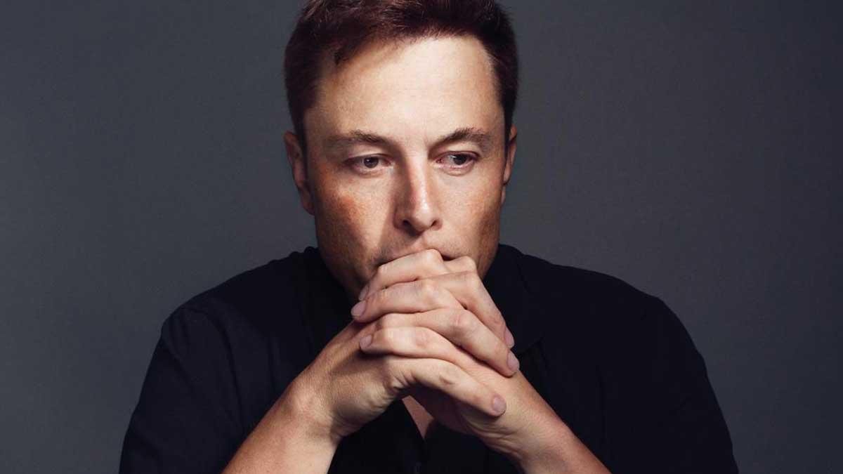 Илон Маск задумался