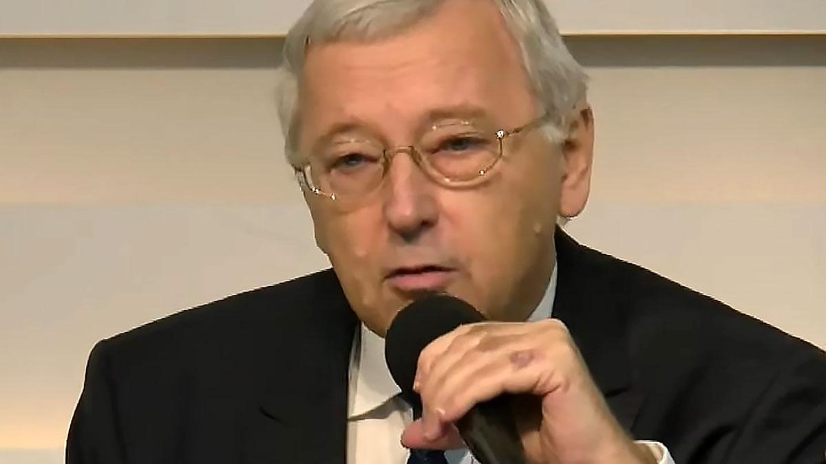 Ян Станислав Парыс бывший министр национальной обороны Польши