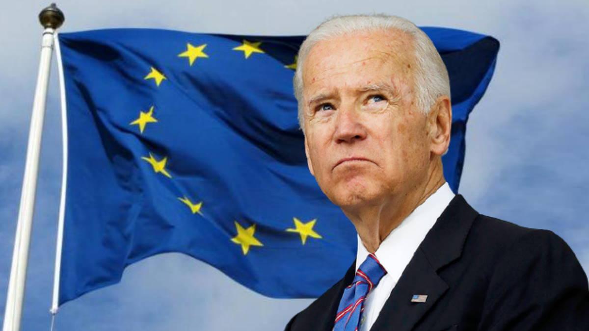 Джозеф Джо Байден - Joseph Joe Biden
