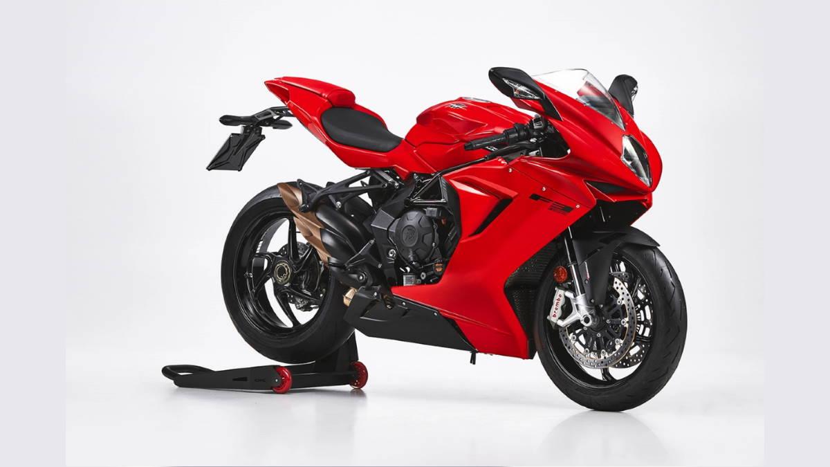 Мотоцикл MV Agusta F3 800 Rosso