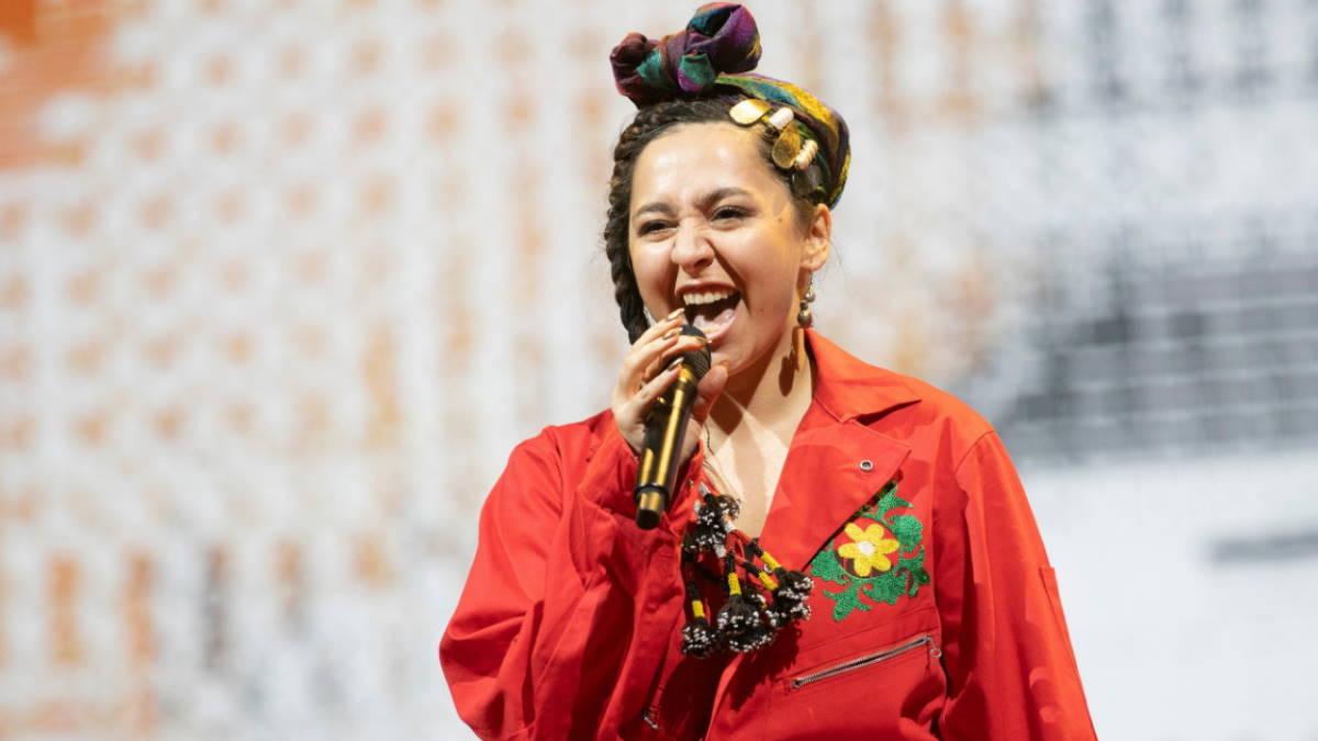 Певица Manizha - Манижа Сангин на Евровидении