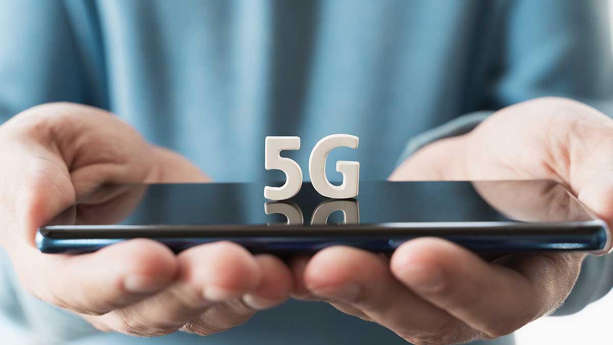 Мобильный телефон 5G