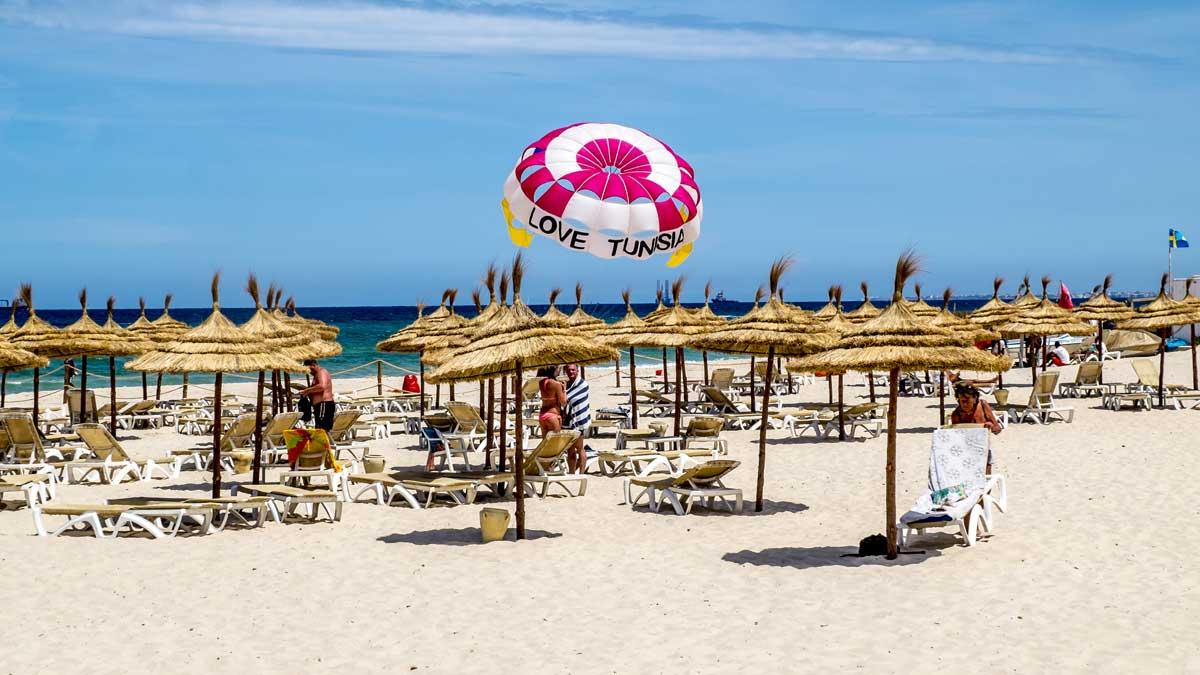Пляжный отель Marhaba