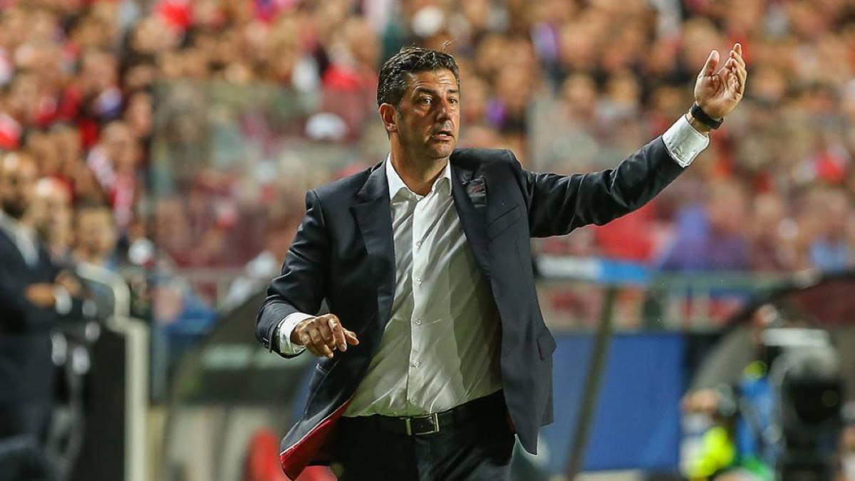 Футбольный тренер Руй Витория - Rui Vitoria