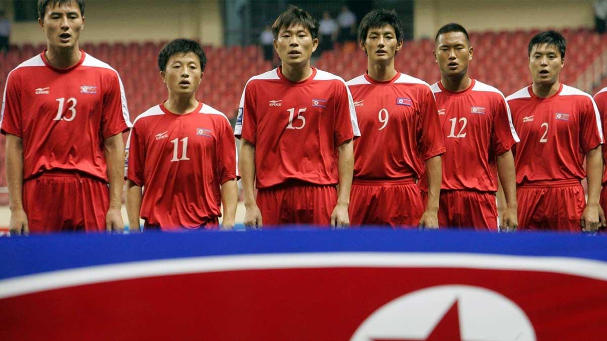 Сборная Северной Кореи по футболу