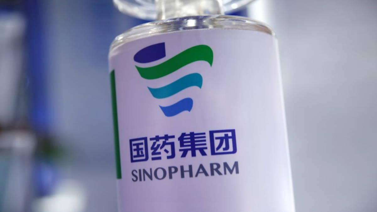 Китайская вакцина Sinopharm