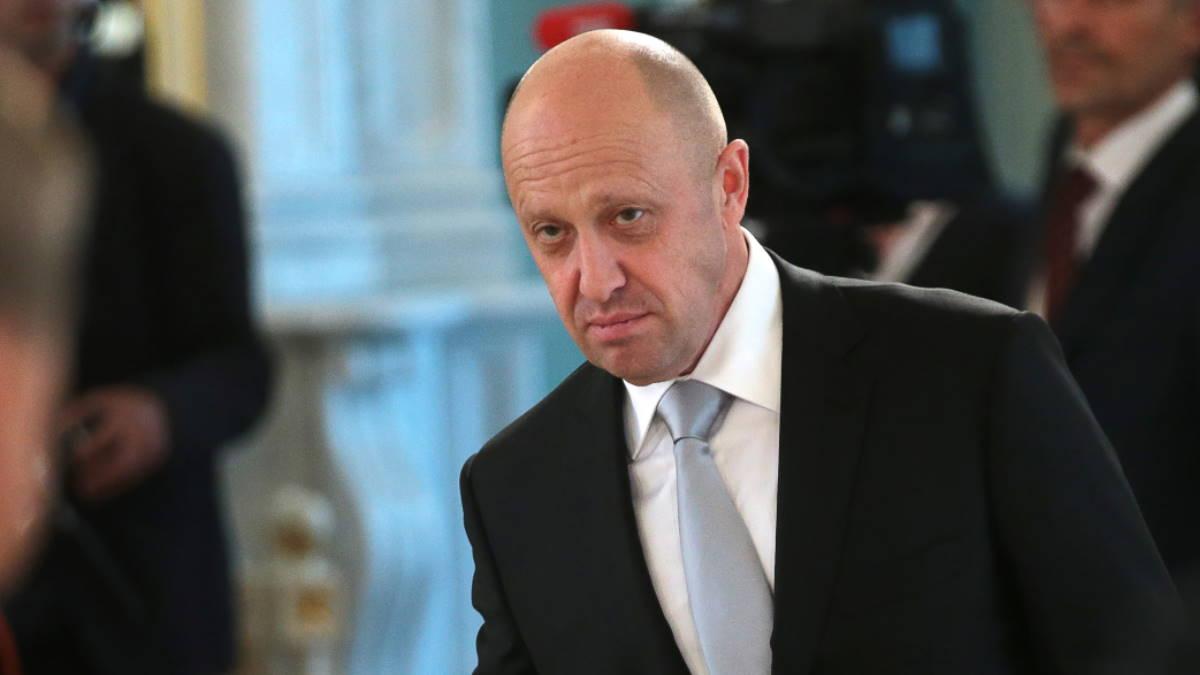 Генеральный директор Конкорд Кейтеринг Евгений Пригожин