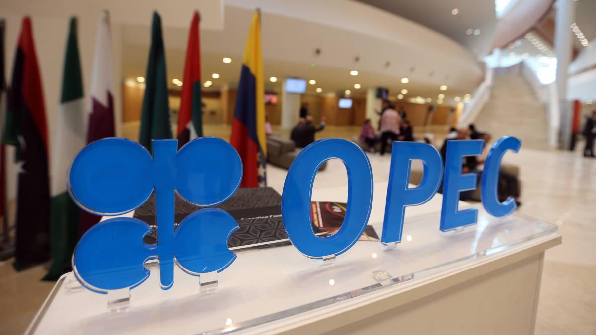 OPEC ОПЕК логотип