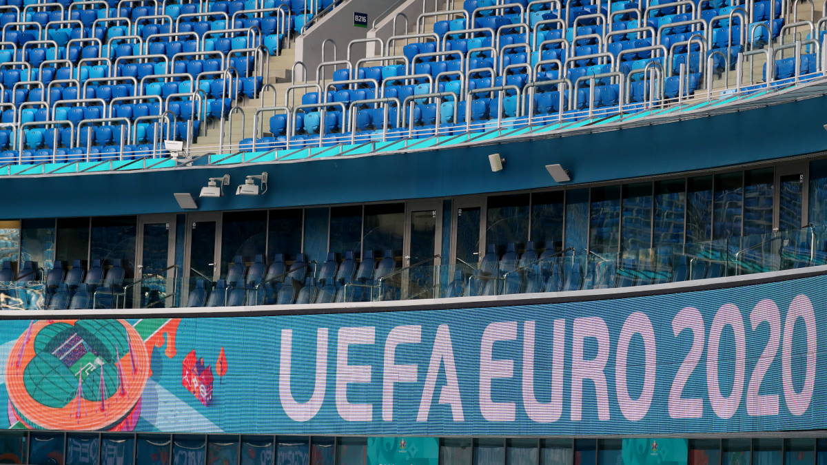 Евро-2020 футбол