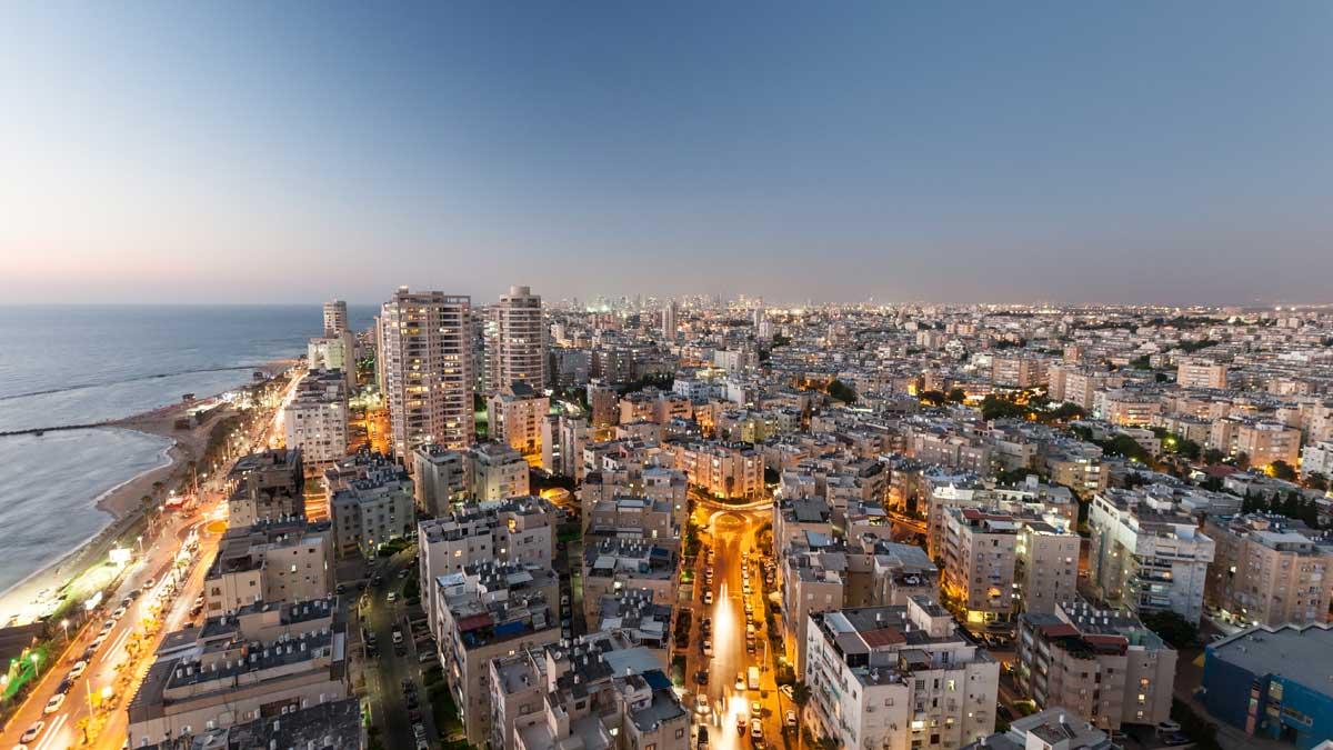 Tel Aviv Israel Тель-Авив