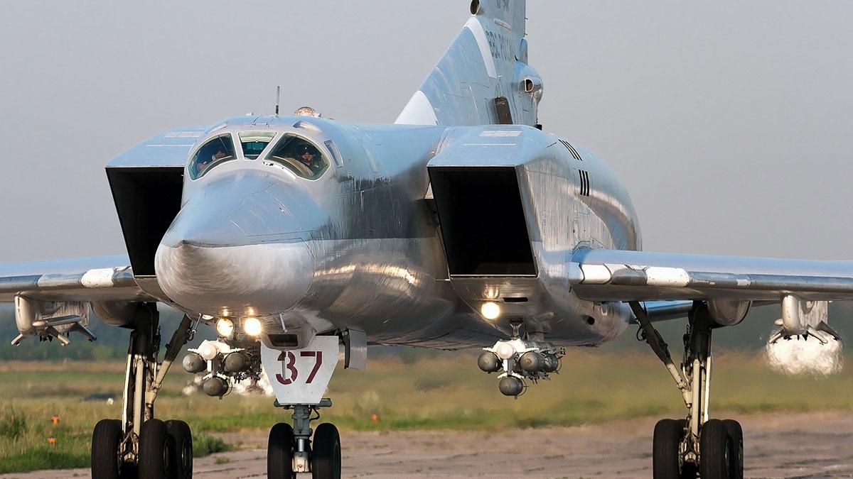 Туполев ТУ-22M3