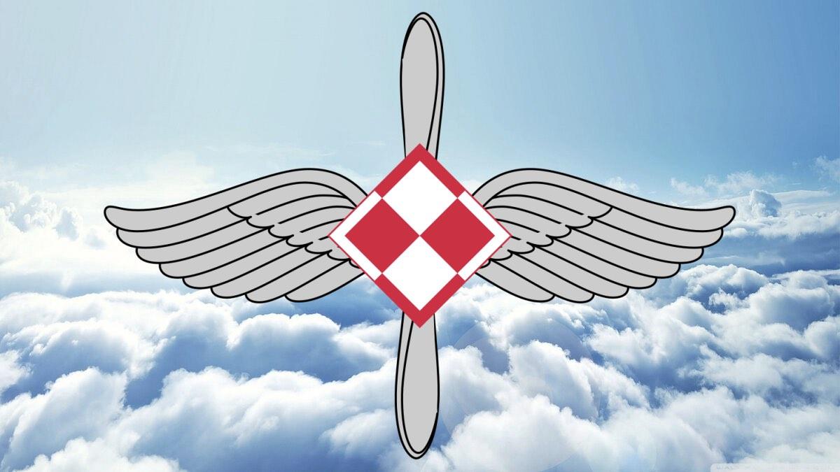 ВВС Польши эмблема