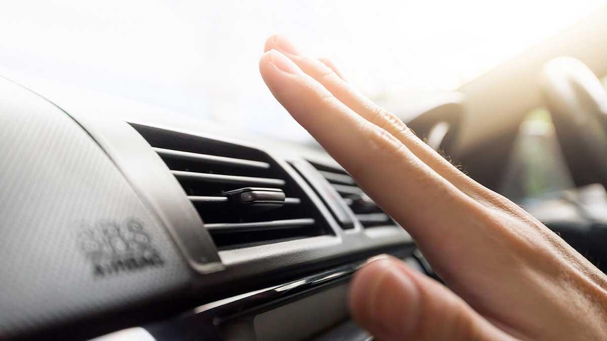 Закрытие ручной проверки кондиционера в автомобиле Система охлаждения в автомобиле