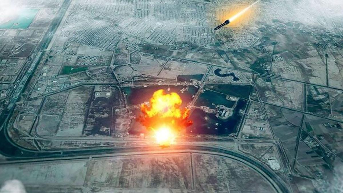 аэропорт багдада атака