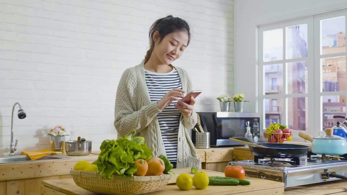 диета Япония фрукты овощи кухня