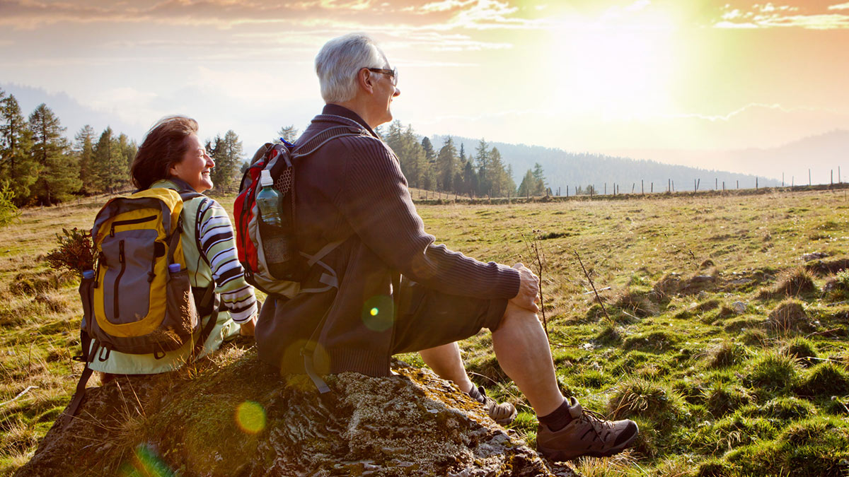 долголетие физическая активность