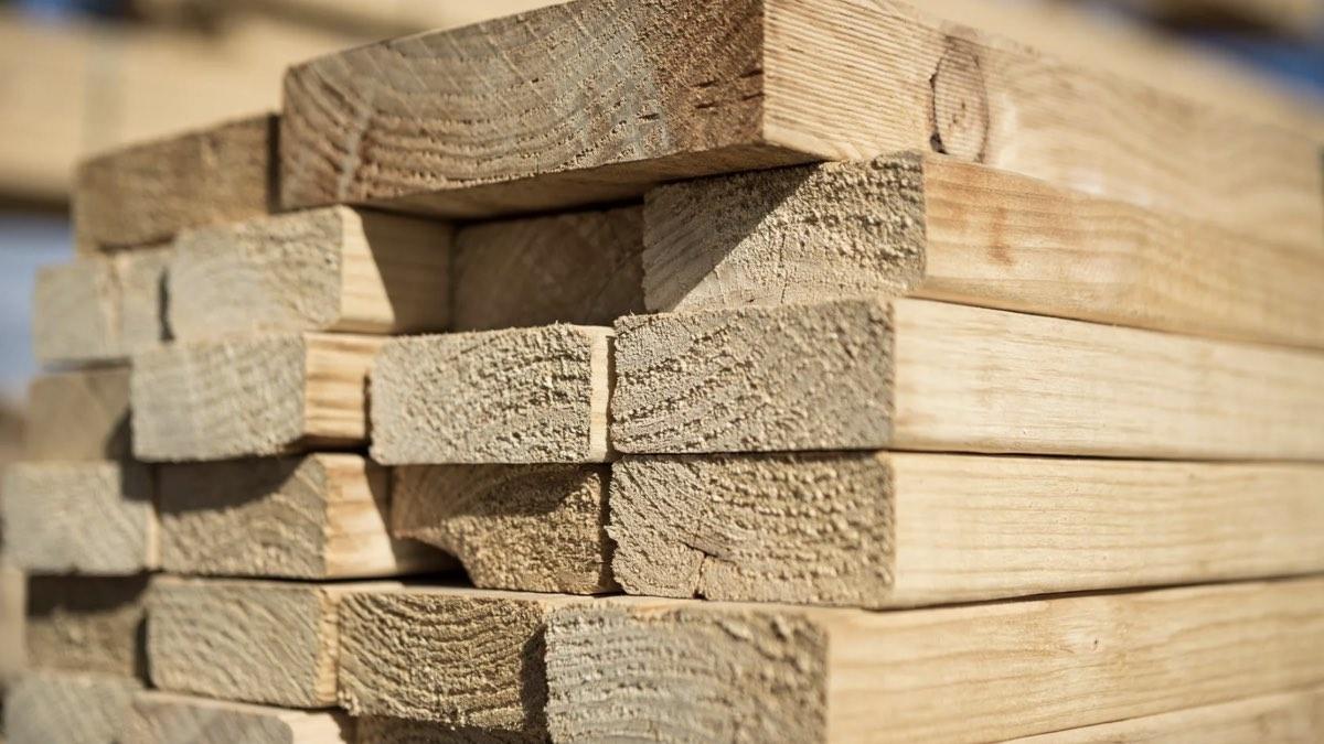 древесина доски сосна