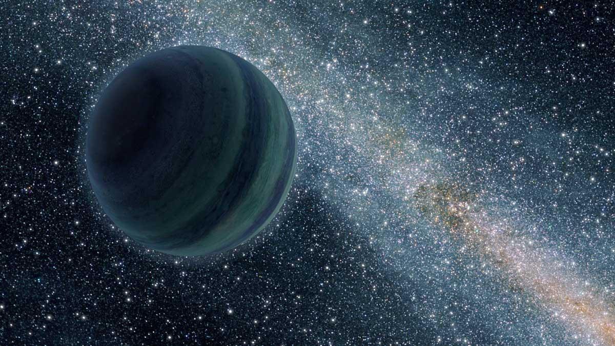 экзопланета космос
