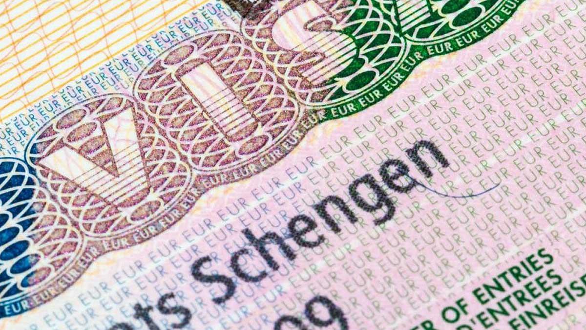 шенген виза евросоюз
