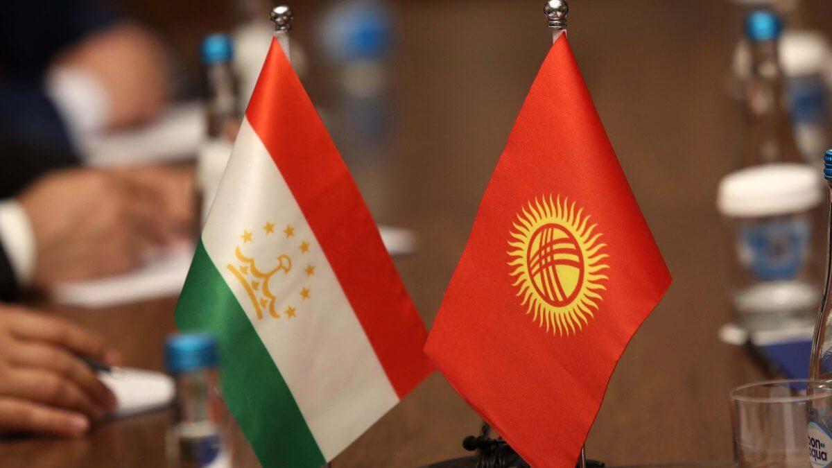 флаги киргизии и таджикистана