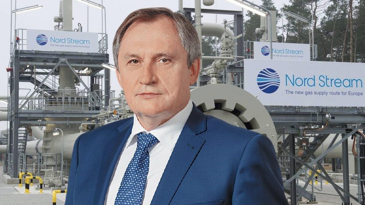 глава Минэнерго РФ Николай Шульгинов и Северный поток