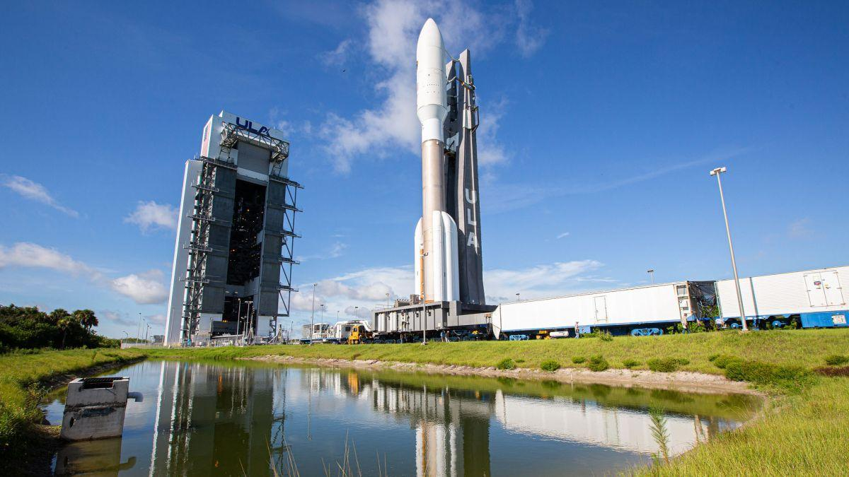 ракета Atlas V США