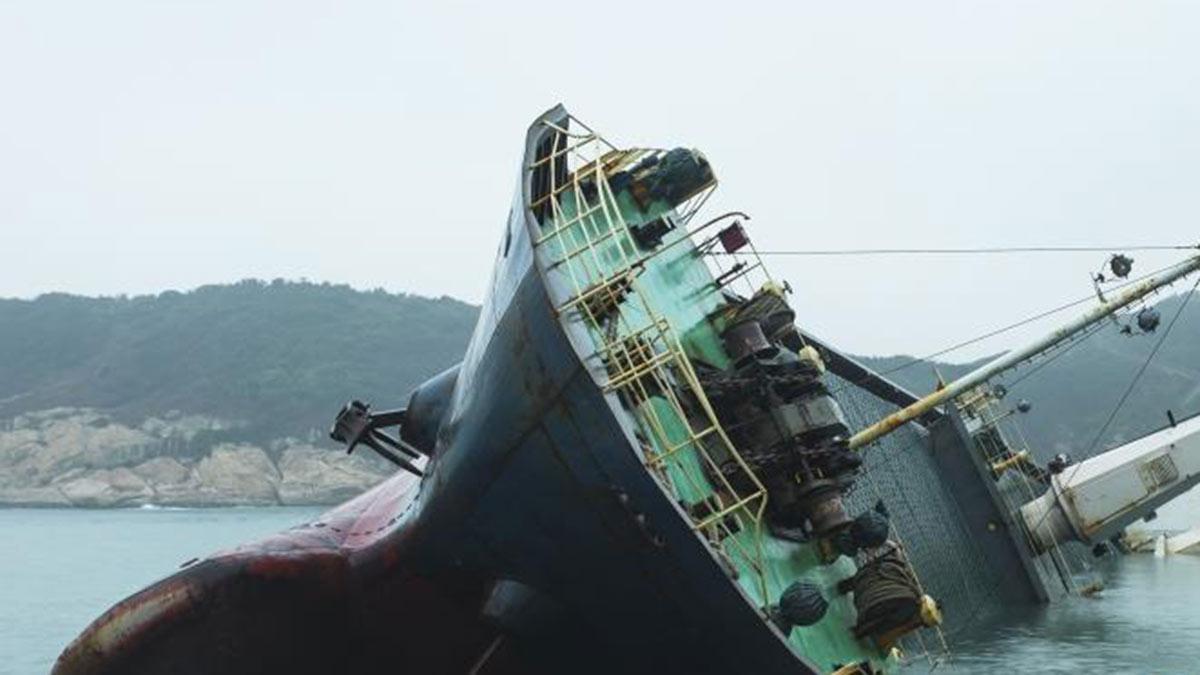 кораблекрушение корабль затонул судно