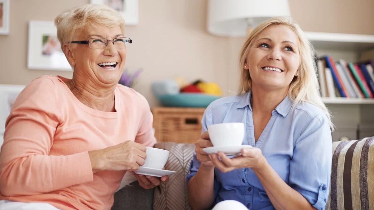 кофе и женщины долголетие